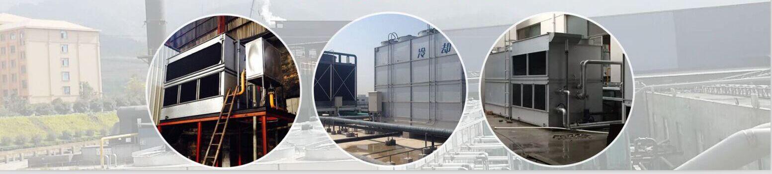 闭式冷却塔设计