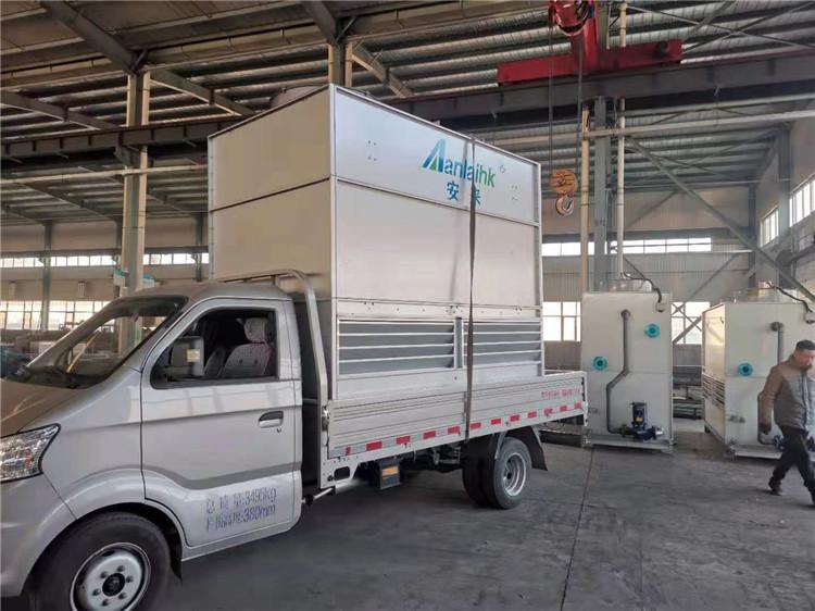 蒸发式冷凝器防腐维护的重要性